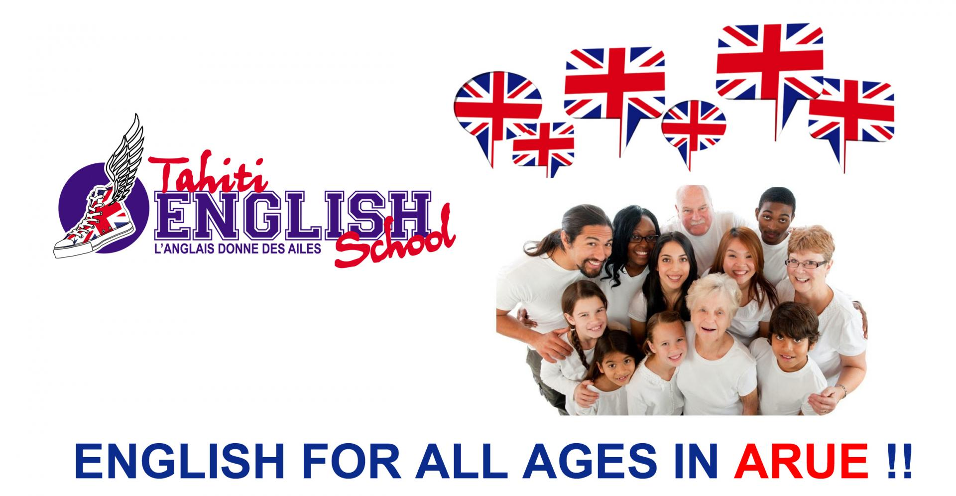 Tahiti English School